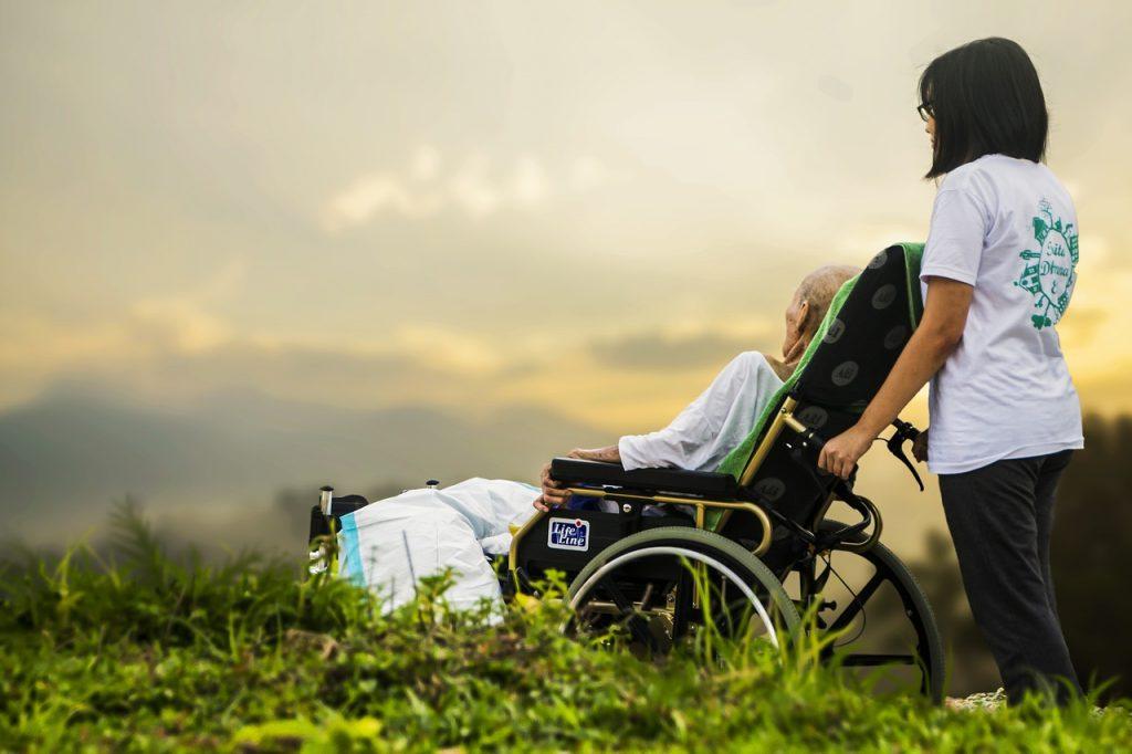 cuidado de pacientes